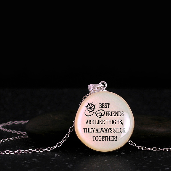 Scripted Necklace Stainless Steel Mothers Love Your Hugs Meaningful Mom Gift
